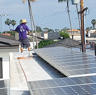 Orange County Solar Panel Cleaning Services