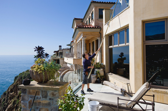 Orange County window cleaning experts at Stanley Window Care