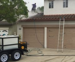 Roof Washing, Pressure washing services in Orange County