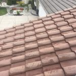 After picture of roof cleaning, we removed all the dirt and debris which gives in a new look